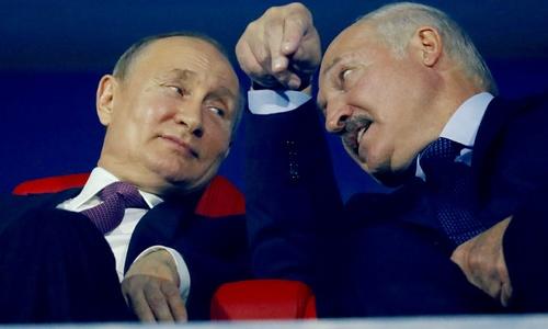 Лукашенко не дал Путину никаких обещаний по Крыму