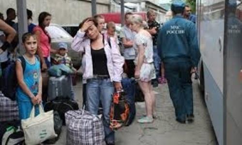 В Ялте разогнали незаконный приют беженцев из Донбасса