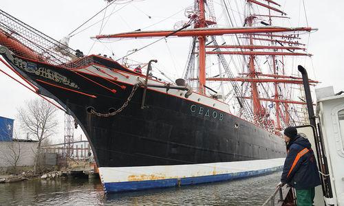 Парусник «Седов» с крымчанами на борту не пустили в Польшу