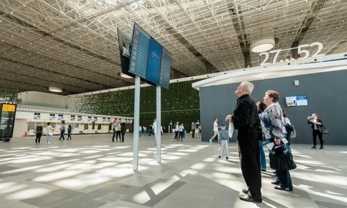 Пассажиры отмечают пустоту аэропорта Крыма