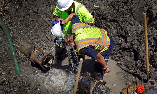 Крым потратит 42 миллиарда на водопроводы и очистные сооружения