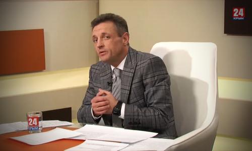 Министр Крыма признал, что количество госпитализируемых растет