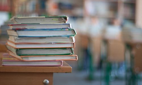В севастопольских школах дефицит учебников