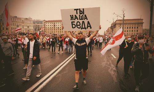 В Ялте трудоустроили белорусского оппозиционера